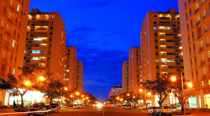 My Khanh Commercial & Apartment Complex
