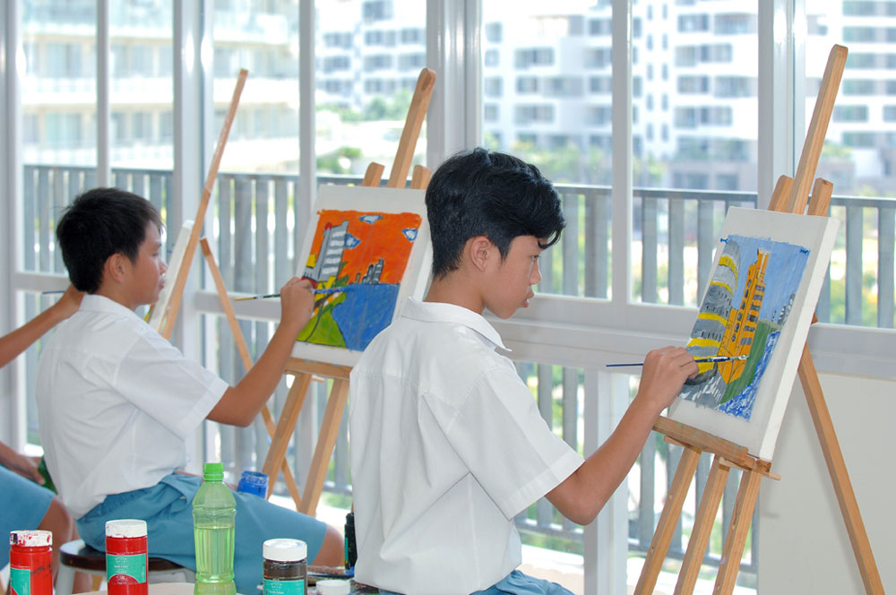 Saigon South School I